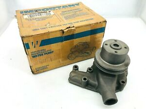 Remanufactured by Willamette F400K-513 Water Pump