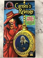 Carmen's Revenge. Cartoon VHS