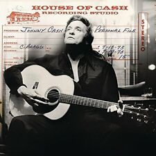 Johnny Cash personnel file (2006) [double CD]