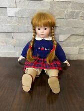 16� Sjbj 247 Paris Reproduction Bisque Doll 765