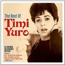 Timi Yuro Best Of 2-CD NEW SEALED 2017 Hurt/Let Me Call You Sweetheart/Smile+