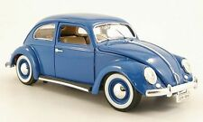 VW Käfer, blau, 1:18, Bburago