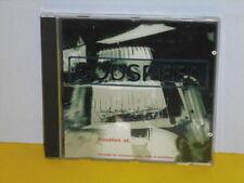 MAXI CD - GODSPEED - HOUSTON ST. - PROMO