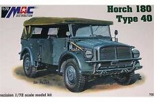 MAC DISTRIBUTION 72054 1/72 Horch 180 Typ 40