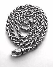 "David Yurman Wheat Chain Necklace 4mm 171/2"" Long"