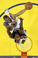 Andre Iguodala Unsigned 12x18 Golden State Warriors (17)