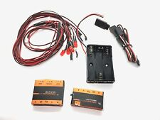 NEW 1/10 RC Car Electronic Audio and LED Lighting Upgrade Kit (US Seller)