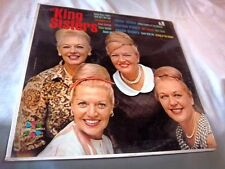 KING SISTERS-WITH TAYLOR MAIDS/CASTLE SISTERS/MARILYN PETERS M-177 NEW SEALED LP