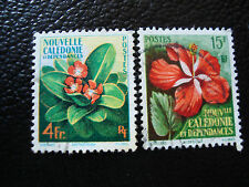 NOUVELLE CALEDONIE timbre yt n° 288 289 obl (A4) stamp new caledonia (T)