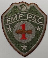 USMC Marine FMF-PAC 1st EOD (Explosive Ordnance Disposal)H Company Subdued Patch