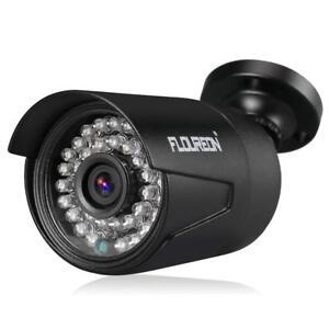 FLOUREON 1080P AHD cámara de Seguridad 2.0MP 3000TVL Impermeable al Aire Libre