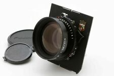 Fuji Fujinon W 210mm F/5,6  Copal  inc.19% MwSt.  Linhof Ebony Toyo Wista  4x5
