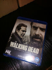 THE WALKING DEAD - COMPLETE SEASON 7 (BLURAY) NEW & SEALED