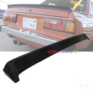 Corolla KE70 KE72 Rear Bonnet Boot Trunk Tailgate Spoiler Wing FRP Sedan 1979-85