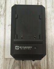 Synergy Digital Charger Model SDM-115 for JVC 707 Camera Battery