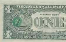 1985 $1 Printed Fold Error-MORE THAN Half Fold PMG55 ABOUT UNCIRCULATED 55 4730G