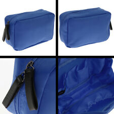 Waterproof Makeup Bag Coin Pouch Cosmetic Toiletry Holder Organizer Blue