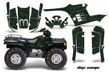 ATV Graphics Kit Decal Wrap For Polaris Sportsman 400 500 1995-2004 DIGICAMO GRN
