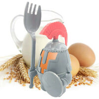 Boiled Egg Cup Holder Egg tray With Holding a Spoon Knight in Shining ArmourT ni