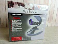 Trust -  webcam -  WB - 1100G -  USB PC Video Camera -  BNIB