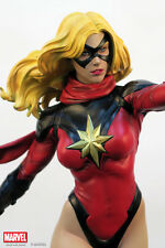 XM Studios Ms Marvel 1/4 Scale Statue Figure *SEALED WITH COIN* UNOPENED!!