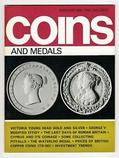 COINS & MEDALS - 56 Page Magazine February 1968 Good Reference
