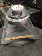 "Vintage JBL 2-way Speakers 2344 Horns with 2425H & 2206 12"" Woofers Complete Box"