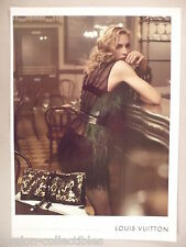 Madonna for Louis Vuitton PRINT AD - 2009