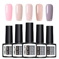 LEMOOC 5 Boxen 8ml Nagel Gellack Gel UV Soak Off Nail Art UV Gel Polish  Lot