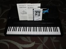 ROLAND EP-5 Digital Piano w/ Gig Bag + Manuals Foot Pedal Power Adapter Bundle