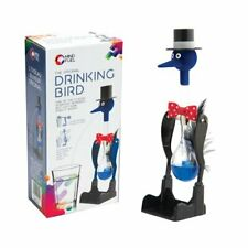Funtime The Original Drinking Bird Classic Toy Perfect Gift For All Kids New