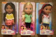 NIKELODEON DORA THE EXPLORER FRIENDS DOLL ALANA EMMA Or NAIYA By FISHER PRICE