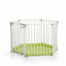 Hauck Babypark parque para Bebé - blanco
