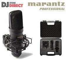 MARANTZ Professional MPM-2000U USB Premium Condenser Microphone with Pop-Shield
