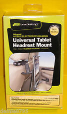 Bracketron IPD-362-BX Universal Tablet Headrest Mount NEW