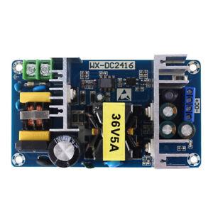 AC-DC Inverter 110V 220V Converter 100-265V to 36V 5A 180W Power Supply Adapter
