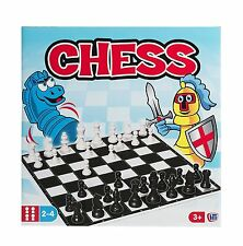 Traditional Classic Chess  Board Game Kid Children Adult Family Fun Play Game