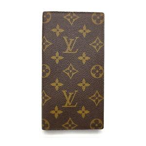 Louis Vuitton LV Diary Cover Agenda Horizontal R20008  Browns Monogram 1424668