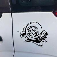"Turbo Snail PSHH. Logo Vinyl Window Decal Sticker 5 1//2 "" Choose Your Color"