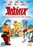 Asterix: The Mansions Of The Gods [DVD][Region 2]