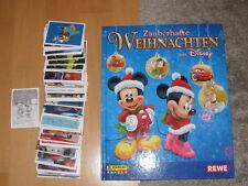 """20 Sticker  REWE """" Zauberhafte Weihnachten mit Disney """"  aussuchen, NEU !!!"""