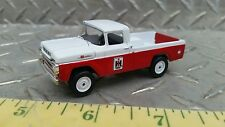 1/64 CUSTOM 1959 ford f100 ih international dealer pickup truck ERTL farm toy