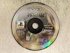 Reel Fishing (Sony PlayStation 1, 1997) Disc Only - Tested