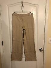 Attention Leggings Pants XL Gray Ponte Stretch Elastic Side Waist Skinny B85