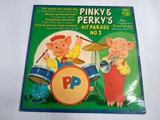 "MFP 50072 Pinky & Perky's – Hit Parade No 3 12"" Vinyl LP MFP 1973 VG/VG"