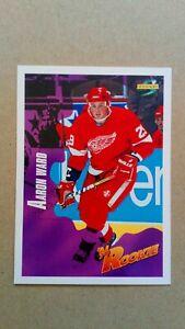 1994-95 Score #229 Aaron Ward Detroit Red Wings