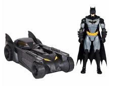 Batmobile & Tactical Batman Toy! DC Comics New! Great Gift! Fast Ship!
