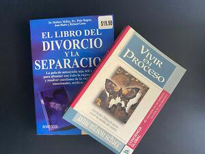 El Libro Del Divorcio y la Separación Guia para Exito Familiar Vivir en Proceso