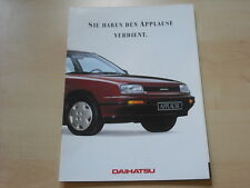 54471) Daihatsu Applause Prospekt 01/1989