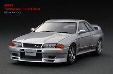 HPI #8854 Nissan Skyline TommyKaira R Silver R32 1/43 model GTR R33 R34 JDM